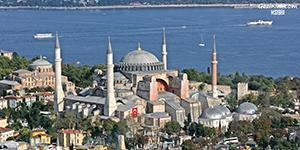 البطريرك برتلماوس: إنّ احتمال تحويل آيا صوفيا إلى مسجد من جديد سيخلق تباينًا بين المسلمين والمسيحيين