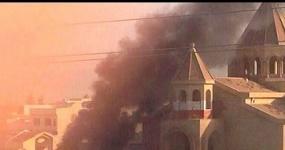 كنائس الموصل تتحوّل إلى سجون