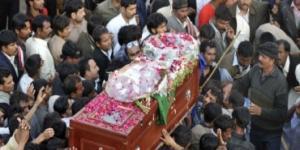 الوزير المسيحي في الحكومة الباكستانية شهباز بهاتي