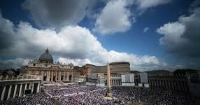ارتفاع عدد الكاثوليك في العالم الى 1.1 مليار
