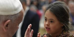 البابا يتحدّث عن التطويبة الثالثة الوداعة